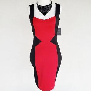 GUESS Colorblock Evening Dress